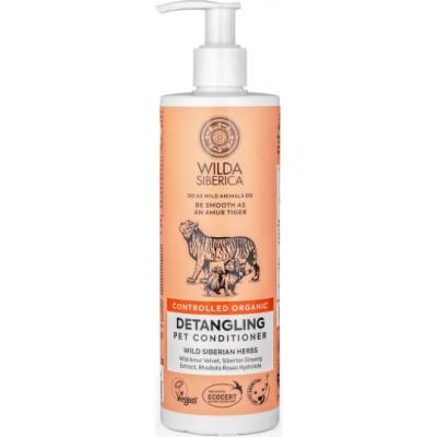 Natura Siberica Wilda Detangling Conditioner For Pets 400 ml