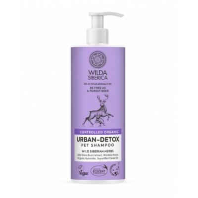 Natura Siberica Wilda Urban-Detox Shampoo For Pets 400 ml