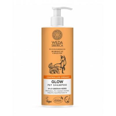 Natura Siberica Wilda Shine Shampoo For Pets  400 ml