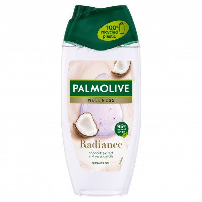 Palmolive Wellness Radiance Coconut Extract Shower Gel 250 ml