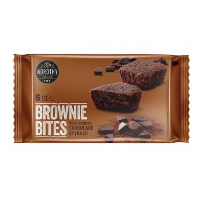Nordthy Brownie Bites 150 g