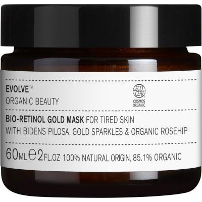 Evolve Organic Beauty Bio Retinol Gold Mask 60 ml
