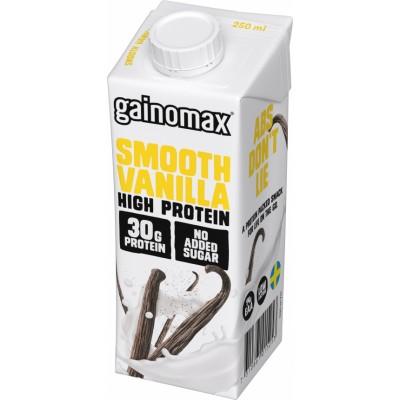 Gainomax High Protein Drink Smooth Vanilla 250 ml