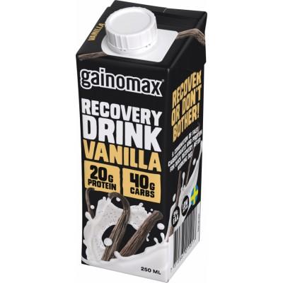 Gainomax Recovery Drink Vanilla 250 ml
