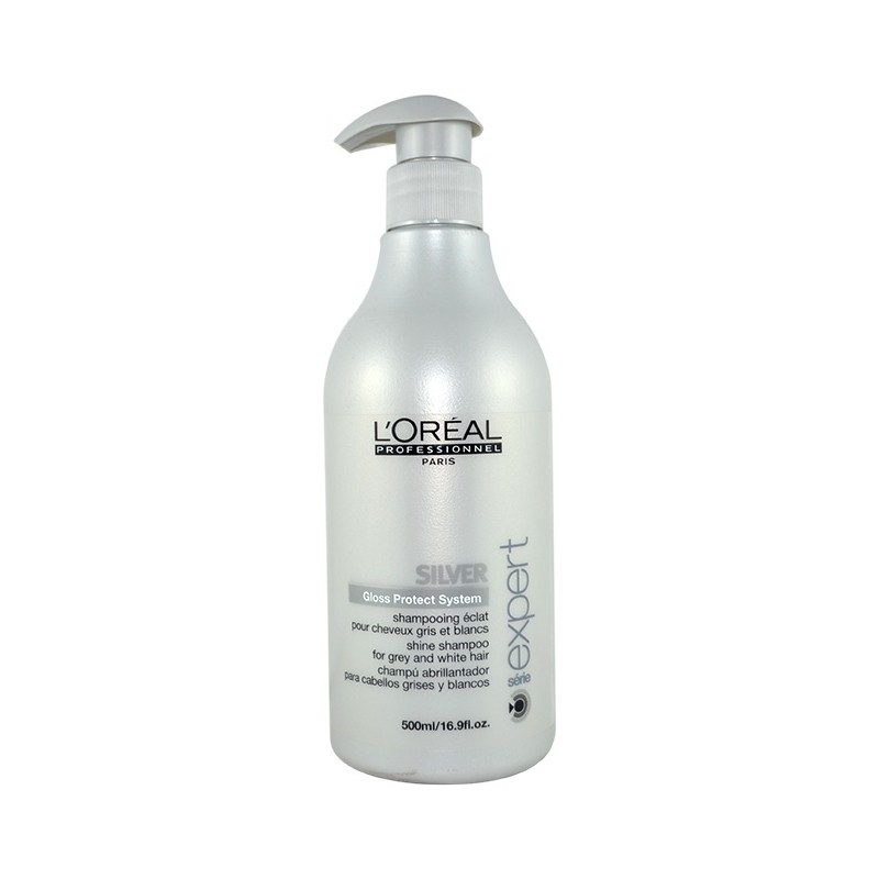 loreal silverschampo 500 ml