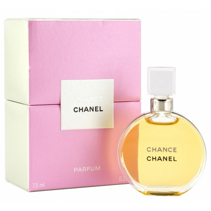 chanel chance pure parfum 7 5 ml. Black Bedroom Furniture Sets. Home Design Ideas