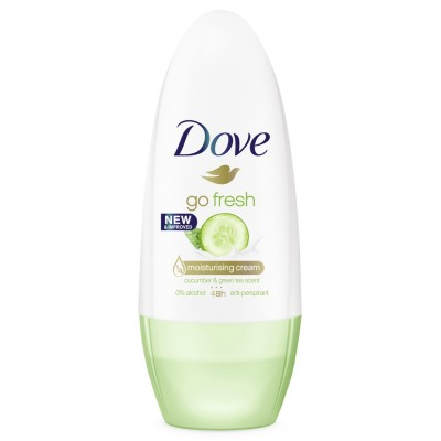Dove Cucumber Roll On Deo 50 ml