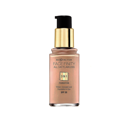 Max Factor Facefinity All Day Flawless Rose Beige 30 ml