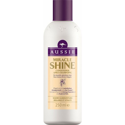 Aussie Miracle Shine Conditioner 250 ml