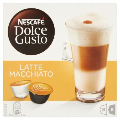 Nescafe Dolce Gusto Latte Macchiato 16 pcs