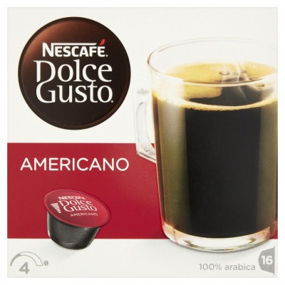 Nescafe Dolce Gusto Americano 16 stk