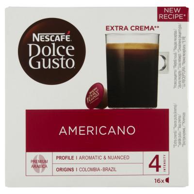 Nescafe Dolce Gusto Americano 16 pcs