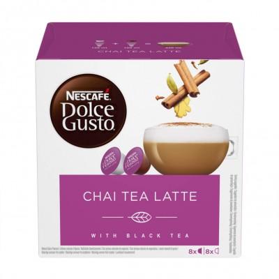 Nescafe Dolce Gusto Chai Tea Latte 16 pcs