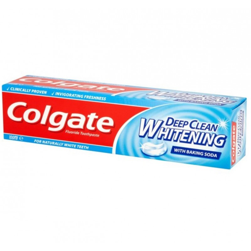 Colgate Deep Clean Whitening 100 Ml 163 0 95