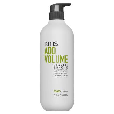 KMS California Add Volume Shampoo 750 ml