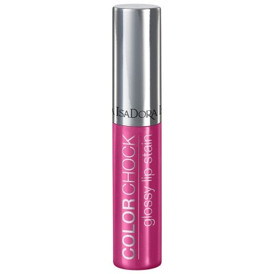 Isadora Color Chock Glossy Lip Stain 54 Cabaret Red 4 ml