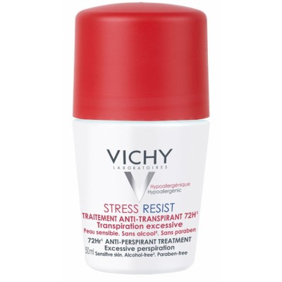 Image of   Vichy Deo Roll-On Stress Resist 72h 50 ml