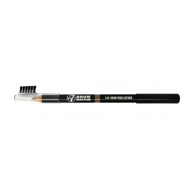 Image of   W7 Brow Master 3 In 1 Brow Pencil Definer Blonde 1 stk