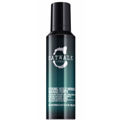 Tigi Catwalk Curlesque Strong Mousse 200 ml