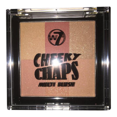 Image of   W7 Cheeky Chaps Multi Blush Pick N Mix 1 stk