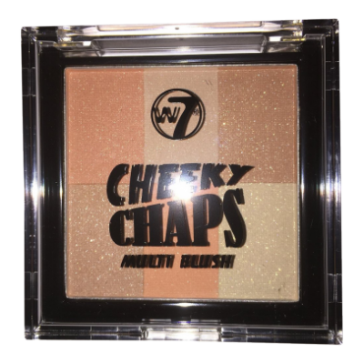 Image of   W7 Cheeky Chaps Multi Blush Popsicle 1 stk