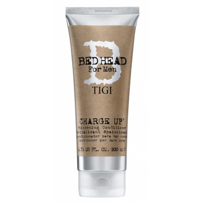 Image of   Tigi Bed Head for Men Charge Up Conditioner 200 ml