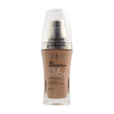 L'Oreal True Match Foundation D4W4 Golden Natural 30 ml