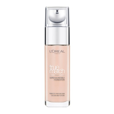 L'Oreal True Match Foundation C1 Rose Ivory 30 ml