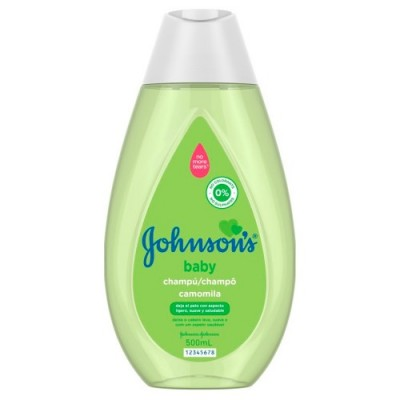 Johnson's Baby Shampoo Camomile 500 ml