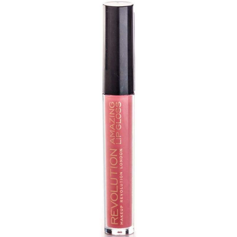 Revolution Makeup Amazing Lipgloss Pink 4 G - U00a30.95