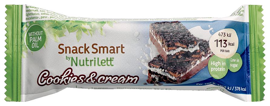 nutrilett snack bar