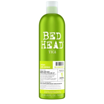Tigi Bed Head Urban Antidotes Re-Energize Shampoo 750 ml
