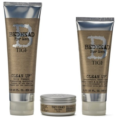 Image of   Tigi Bed Head Man On Kit 250 ml + 200 ml + 83 g