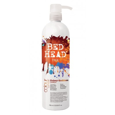 Image of   Tigi Bed Head Colour Goddess Conditioner 750 ml