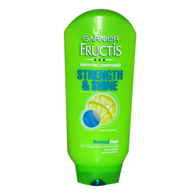 how to use garnier fructis conditioner