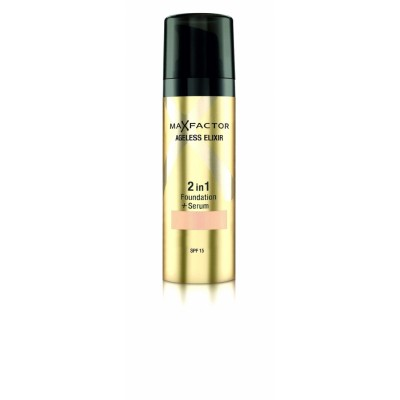 Image of   Max Factor Ageless Elixir 2 in 1 SPF15 - 35 Pearl Beige 30 ml