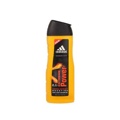 Image of   Adidas 3 in 1 Extreme Power Showergel 400 ml