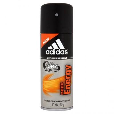 Image of   Adidas Deep Energy Deospray 150 ml