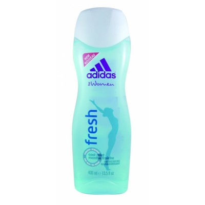 Adidas Fresh For Women Showergel 400 ml