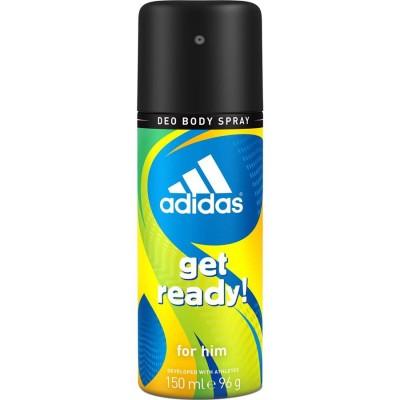 Image of   Adidas Get Ready Men Deospray 150 ml