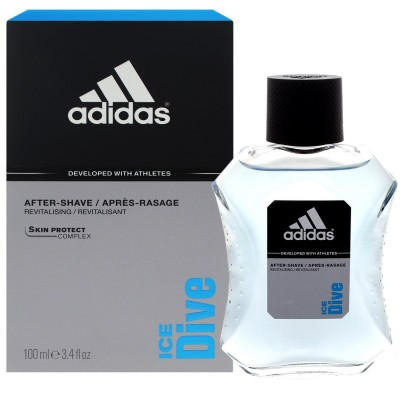 Stockists of Adidas Ice Dive Aftershave 100 ml
