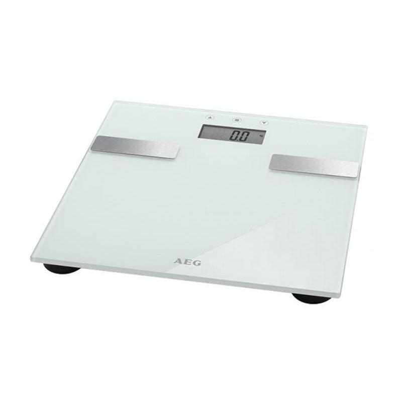 AEG PW 5644 Badevægt Hvid 1 stk - 119.95 kr