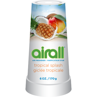 Airall  Air Freshener Solid Tropical Splash 170 g