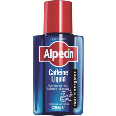 Alpecin Caffeine Liquid Hair Energizer 200 ml