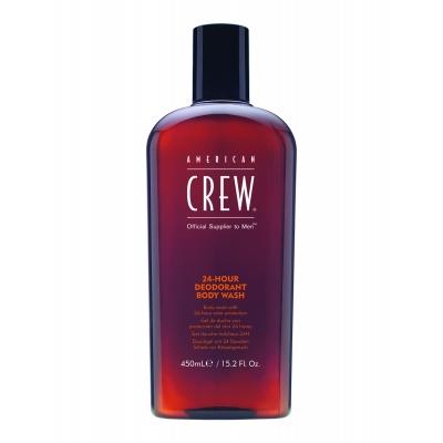 Image of   American Crew Classic 24h Deodorant Bodywash 450 ml