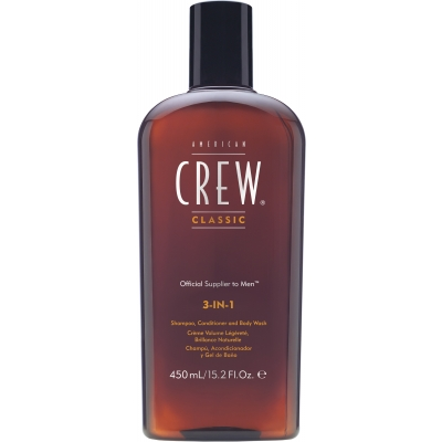 American Crew Classic 3-in-1 450 ml