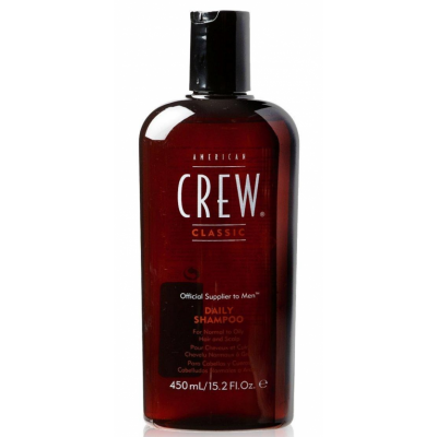 Image of   American Crew Classic Daily Shampoo 450 ml