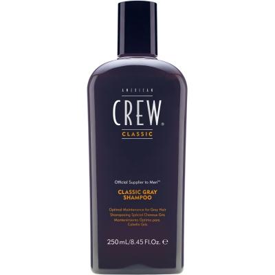 Image of   American Crew Classic Gray Shampoo 250 ml