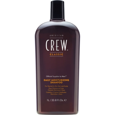 Image of   American Crew Daily Moisturizing Shampoo 1000 ml