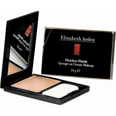 Image of   Elizabeth Arden Flawless Finish Sponge-On Cream Makeup Honey Beige 19 g